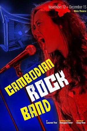 Cambodian Rock Band