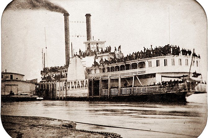 Forgotten Tragedy: The Sultana Disaster Of 1865