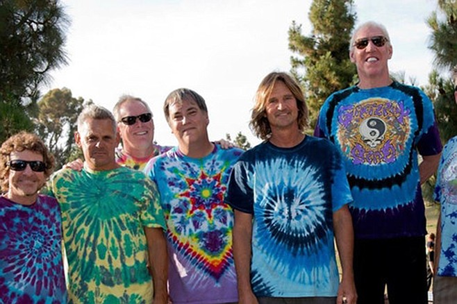 Bill Walton and Electric Waste Band