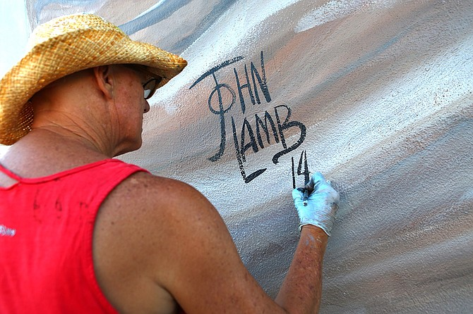 "Lamb: ""If I signed it, it's done."""
