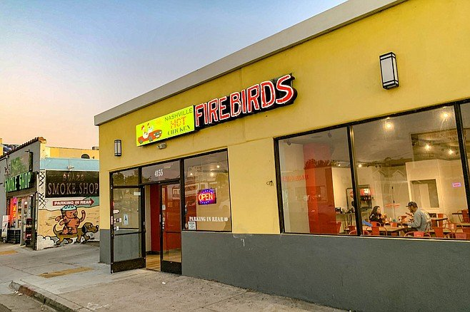 A new chicken restaurant in City Heights