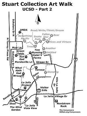 Stuart Collection Part 2 map