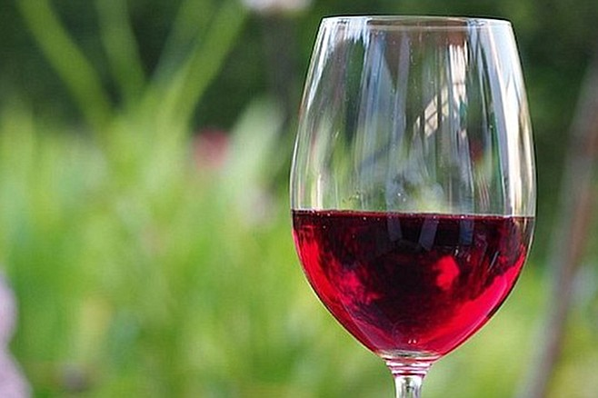 Beaujolais Nouveau Wine