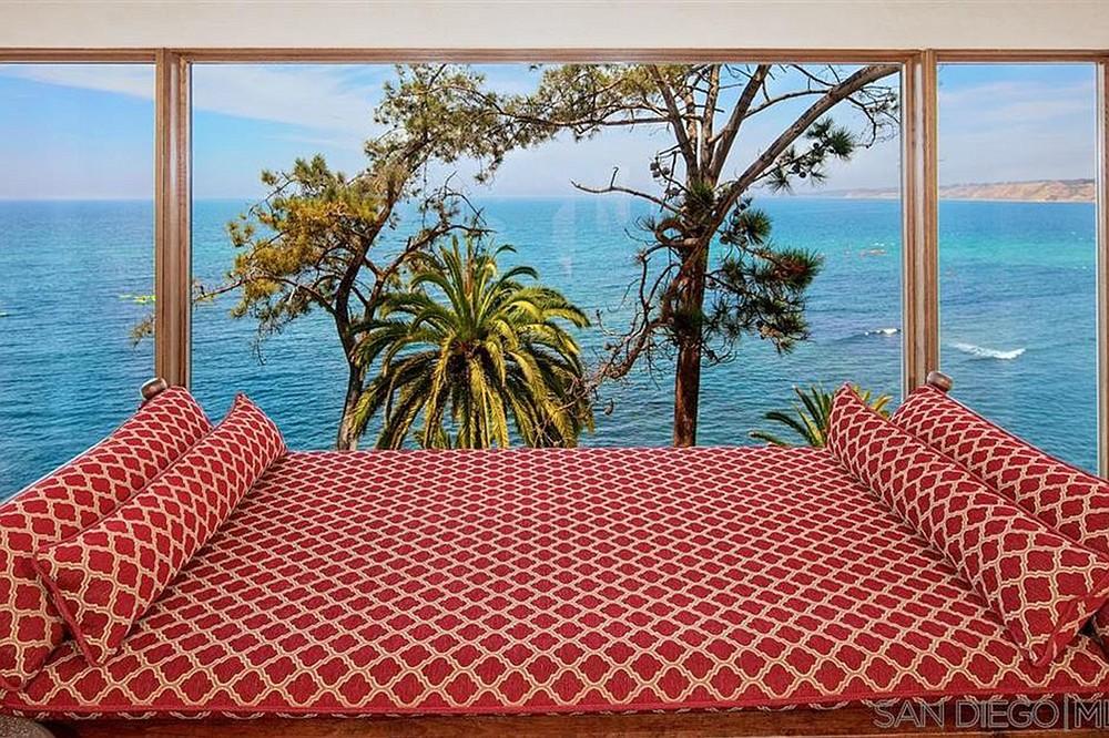 Torrey Pines, King Palms, California views.
