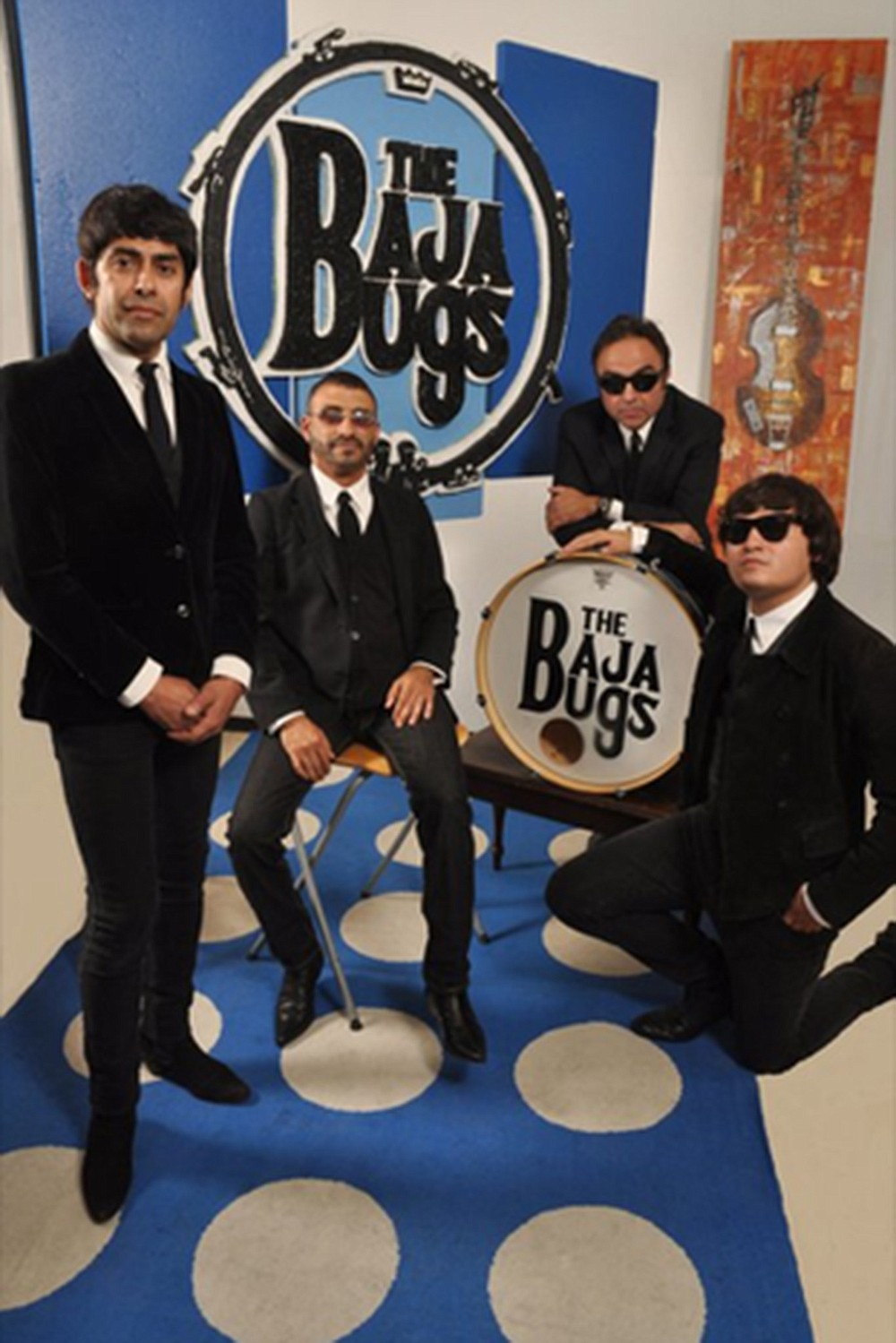 The Baja Bugs at the Beatles Fair