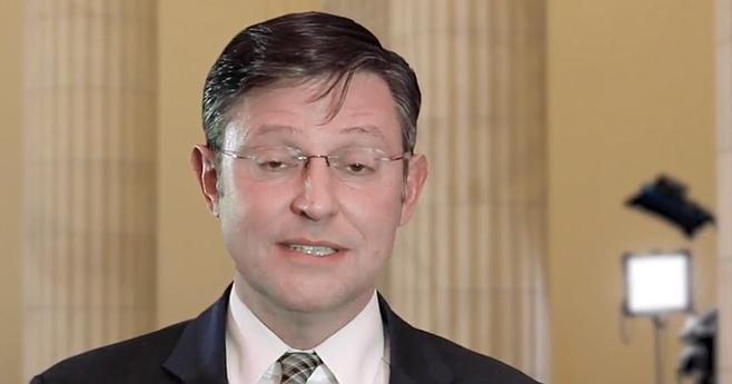 Congressman Mike Johnson employed Rybczyk before she worked at Southwest Strategies.