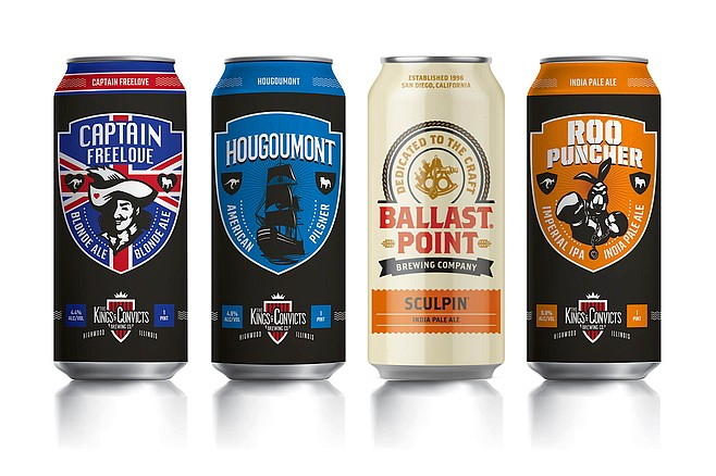 Upstart Kings & Convicts Brewing surprised the beer world by agreeing to purchase Ballast Point, once again blurring the lines of what constitutes craft beer.