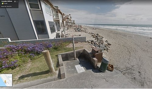 """Toni Ross of San Diego office of coastal commission: """"We're aware of what happened there. I'll just leave it at that."""" (Photo taken March 21, 2019)"""