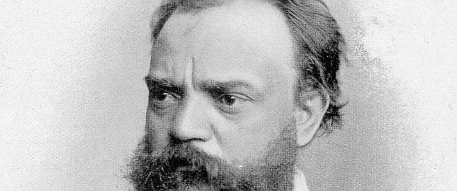 Dvorak's orientalism makes him beloved.