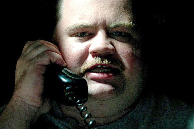 Richard Jewell: Paul Walter Hauser, the Jewell in Clint Eastwood's crown.
