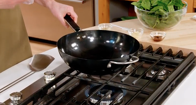 How will the ban affect those who like woks?