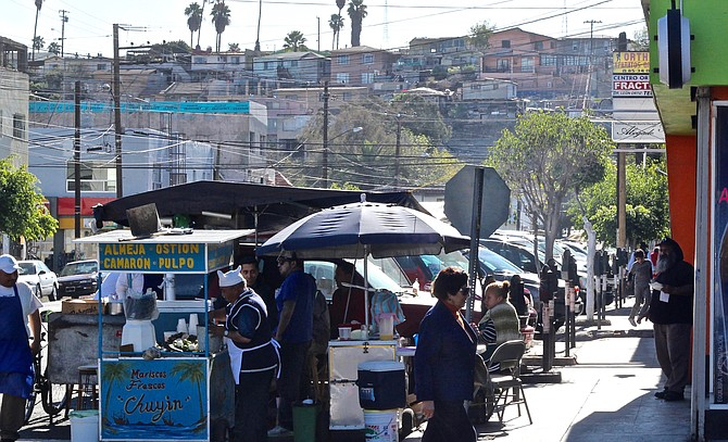 """Tijuana. """"Because inflation has not risen, this is a real increase."""""""