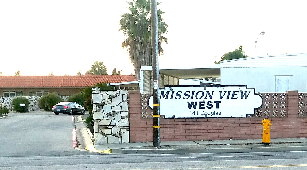 What will happen to the residents of Mission View West when their land lease expires August 31?