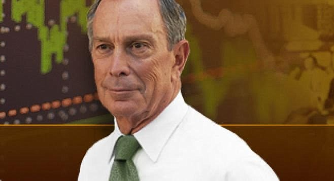 Bloomberg's ties to the Jacobs family run deep.