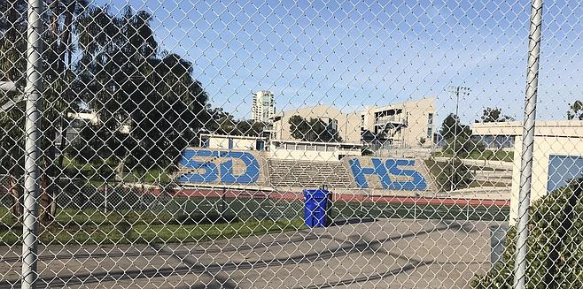 No Spins at San Diego High School