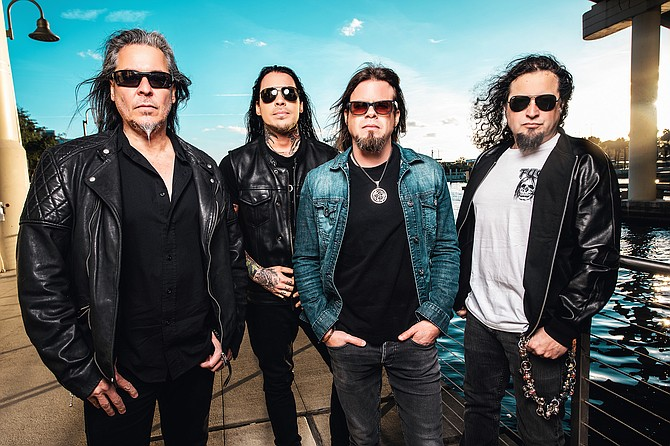 Queensrÿche: The music between the notes | San Diego Reader