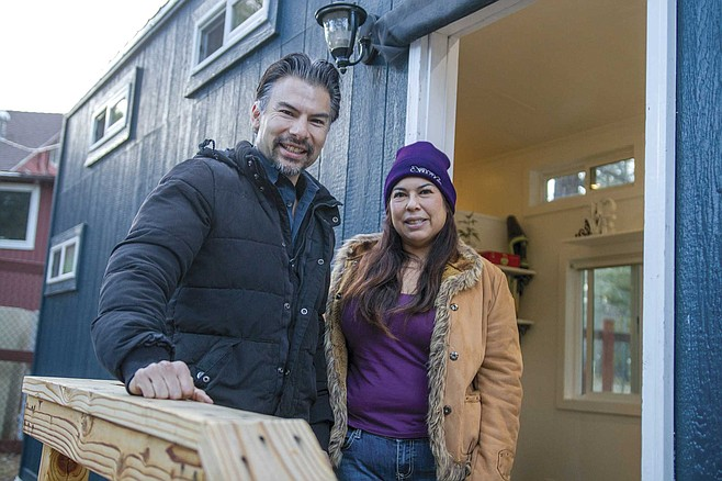 Jon and Melissa Block founded the Tiny House Block in November 2018.