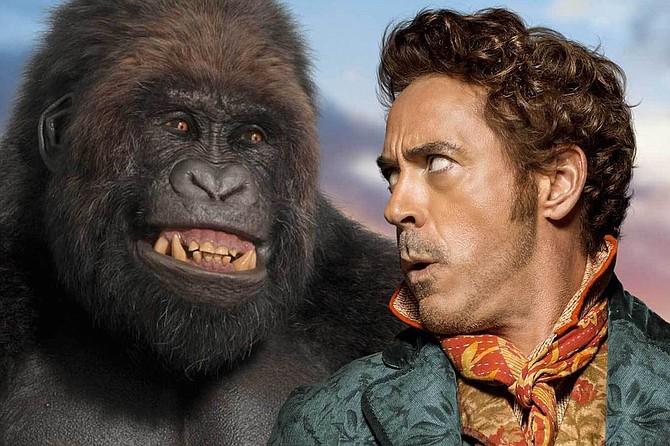 Dolittle: The 800-pound gorilla in the multiplex.