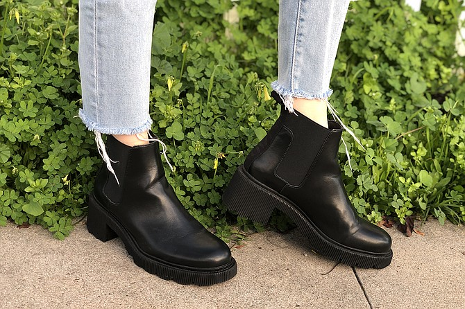 Alyssa's everyday Zara Boots ($40)