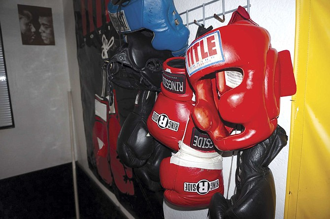 Unless you've been in the ring, you shouldn't talk, cuz you don't know how it feels to get hit.