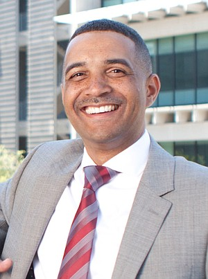 Ricky Shabazz is one of four district presidents since 2013.