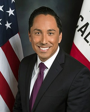 Todd Gloria is grinning, because he knows the state Fair Political Practices Commission protects politicians rather than holding them accountable.