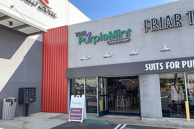A fast casual vegan oasis in a Linda Vista strip mall