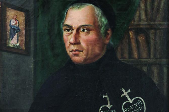 Dominico Barberi