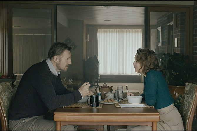 Ordinary Love: Lesley Manville and Liam Neeson star in this extraordinarily unsentimental film.