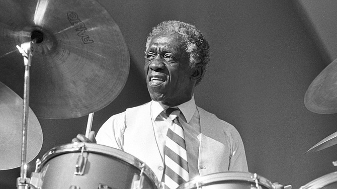 Can the late Art Blakey keep KSDS afloat?
