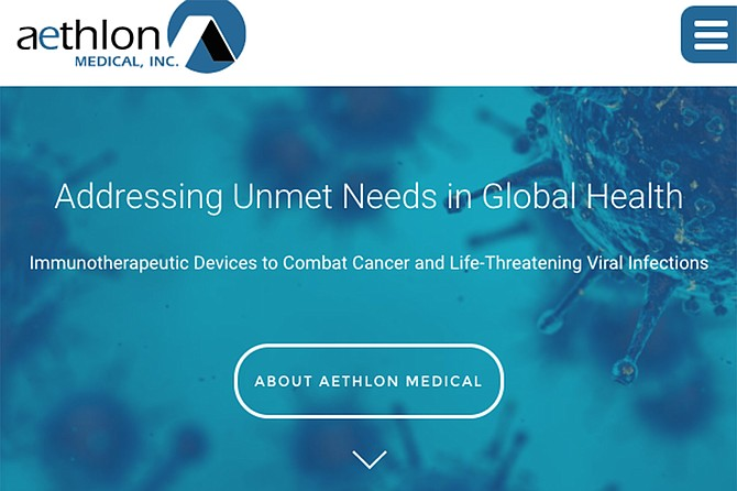 "Aethlon Medical's Hemopurifier is still regarded by regulators as an ""experimental device."""