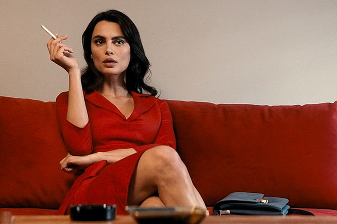 The Whistlers: Catrinel Marlon makes a superb addition to cinema's long list of femme fatales in Corneliu Porumboiu's complex crime comedy.