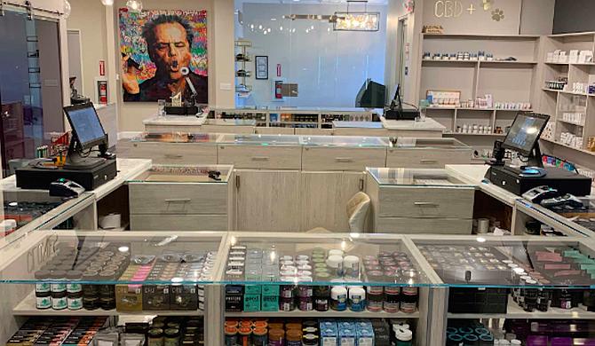 UpNorth dispensary in Vista