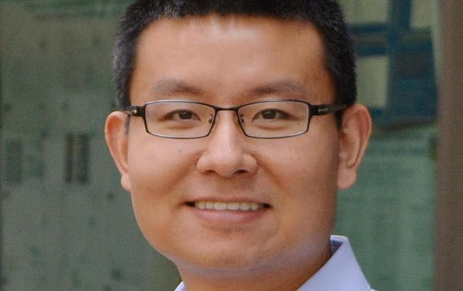 Haizhou Liu of UC Riverside's department of chemical and environmental engineering