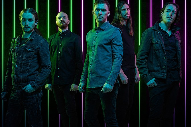 Tesseract is one of over 30 performers at the two-day Slay at Home livestream event.