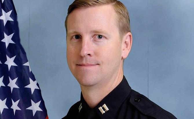 El Cajon chef de police Mike Moulton