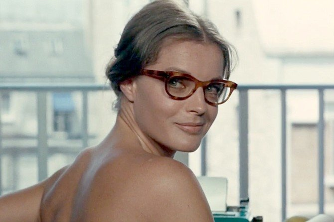 The Things of Life: One of three Romy Schneider melodramas new to blu-ray this week.