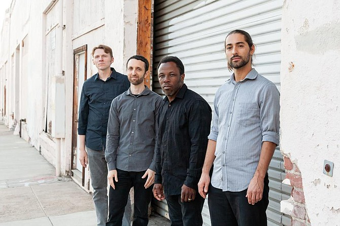 Jazz band LP and the Vinyl recently dropped their debut album Heard and Seen.