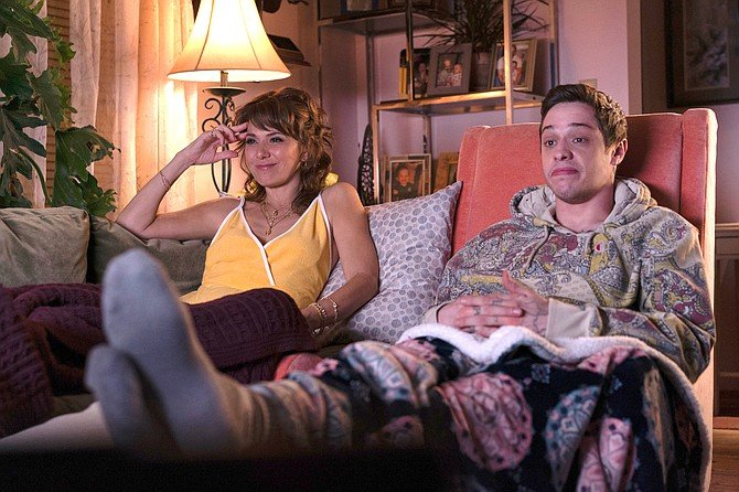 The King of Staten Island: Marisa Tomei and Pete Davidson fan flames of resentment