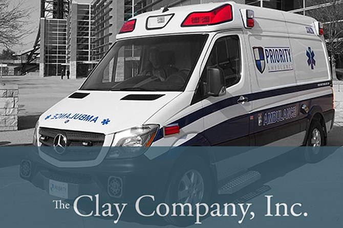 Who will be San Diego's next ambulance and paramedic service? Knoxville, Tennessee-based Priority Ambulance hired downtown super-lobbyist Clay Company to give them a boost.