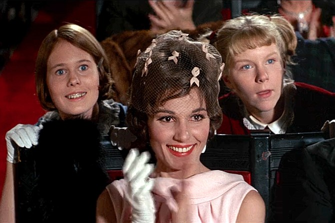 The World of Henry Orient: Tippy Walker, Paula Prentiss, and Merrie Spaeth star in the unfortunately titled but otherwise sublime film.