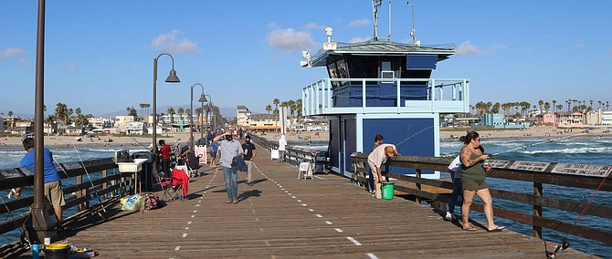 Pier was closed on March 17, re-opened on June 9.