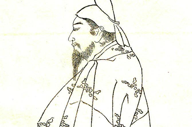 Prince Toneri