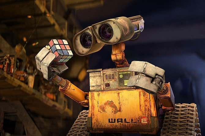 Wall-E had an adventure; will you?