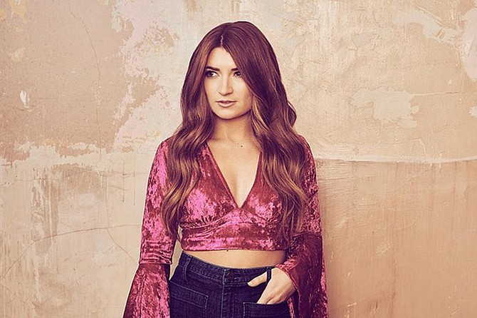 The free viewing event will feature performances by American Southern rock group The Cadillac Three, American country music singer Michael Ray, singer-songwriter from Alberta, Canada, Tenille Townes(pictured), and Yorkshire-native, Twinnie.