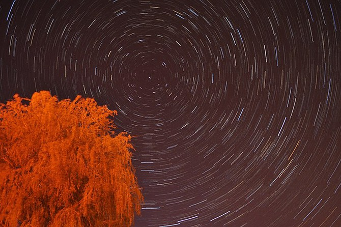 Can you see the North Star?