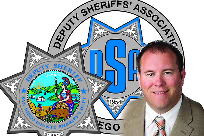 The political action committee of the San Diego Deputy Sheriffs' Association got $25,000 from county supervisor Dianne Jacob.