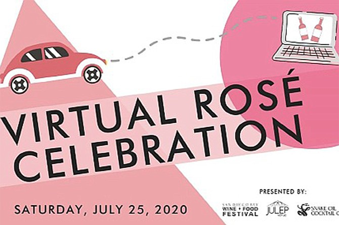 Our Virtual Pink Drink Celebration features a variety of rosé selections, allowing you to taste rosé from around the world, and deepen your understanding of the trendy pink wine.