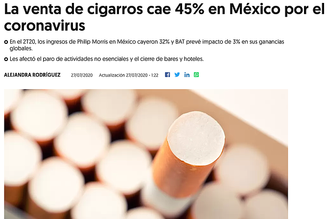 Cigarette Smokers Across The Border Take A Hit San Diego Reader