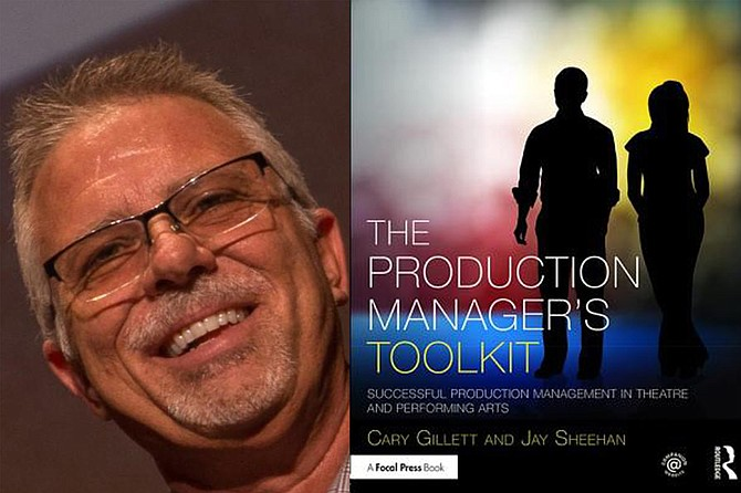 Jay Sheehan oversees the production management and stage management areas for the School of Theatre, Television and Film at San Diego State University.